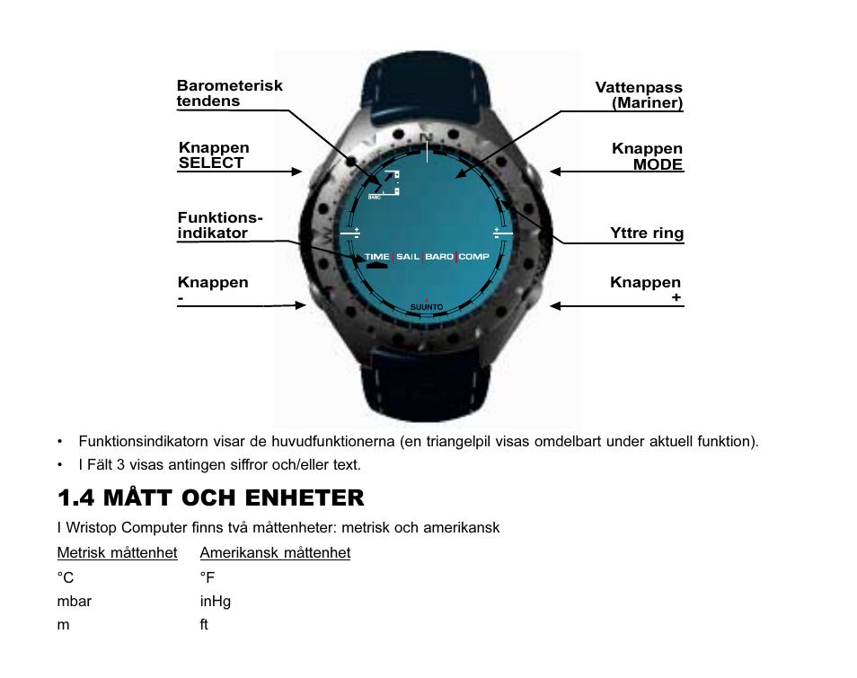 3 het kompas kalibreren   suunto yachtsman user manual   page 196.