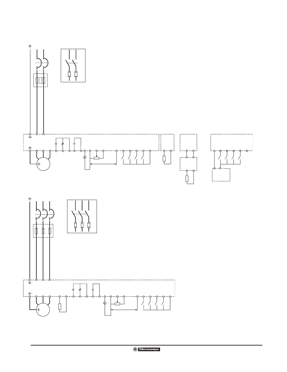 schneider electric altivar 58 trx page108 altivar, 58 trx ac drives, wiring recommendations schneider altivar 58 wiring diagram at edmiracle.co
