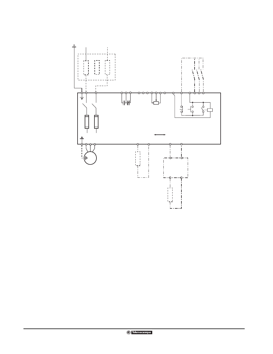 schneider electric altivar 58 trx page111 altivar, 58 trx ac drives, wiring recommendations schneider altivar 58 wiring diagram at edmiracle.co