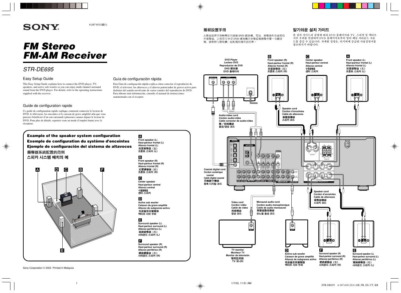 Yamaha R 95 Manual Stereo Am Fm Receiver Manual Guide