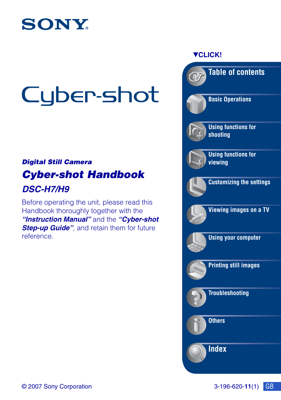 sony cyber shot dsc h9 user manual 137 pages also for cyber rh manualsdir com sony dsc h9 user manual sony dsc h9 manual pdf