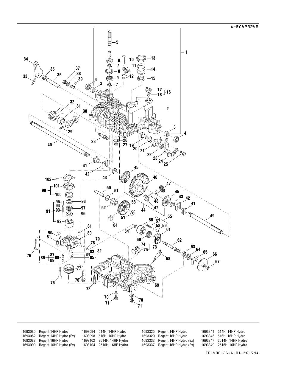 Simplicity REGENT 500 User Manual | Page 24 / 60 | Original mode
