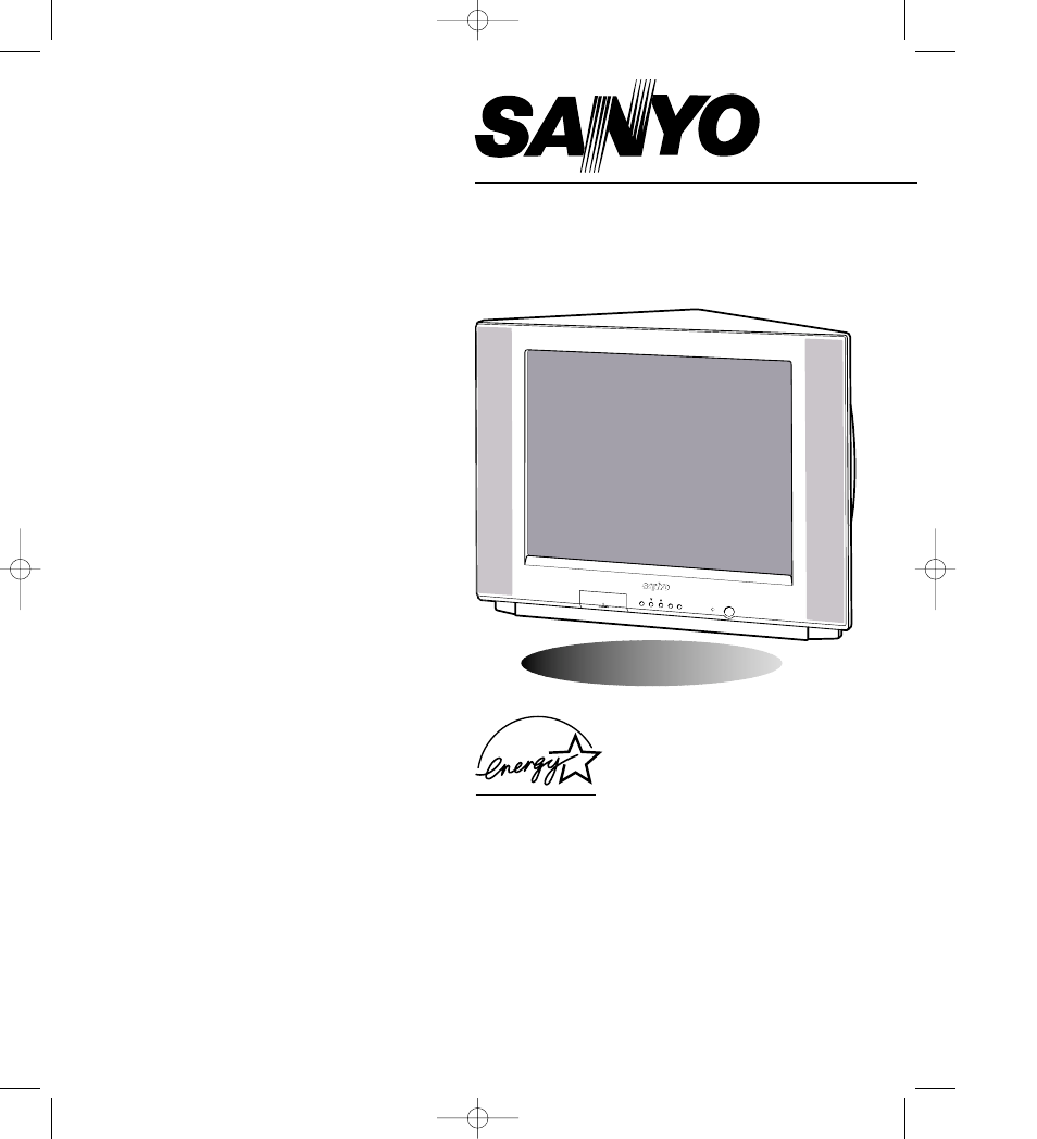 Sanyo DS20930 User Manual | 56 pages