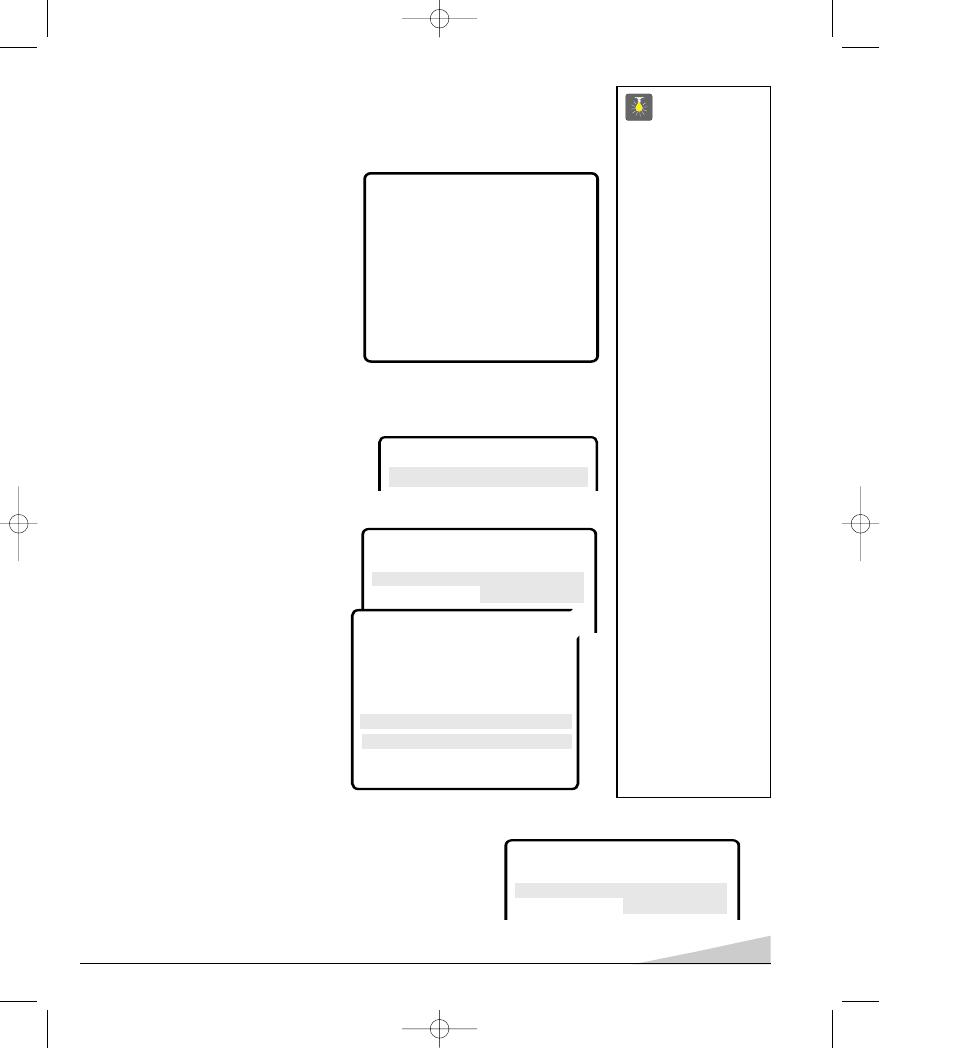 tv adjustment and setup quicktips how to make adjustments sanyo rh manualsdir com