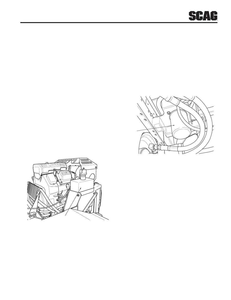 3 Hydraulic System Scag Equipment Turf Tiger Stt52v 27ch User Manual Page 40 138
