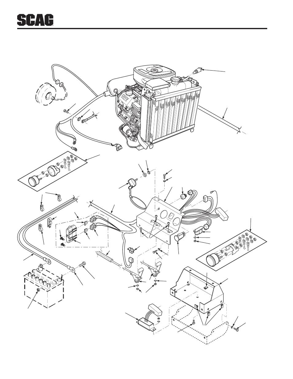 Kawasaki Scag Turf Tiger Wiring Diagram - Wiring Diagrams Place