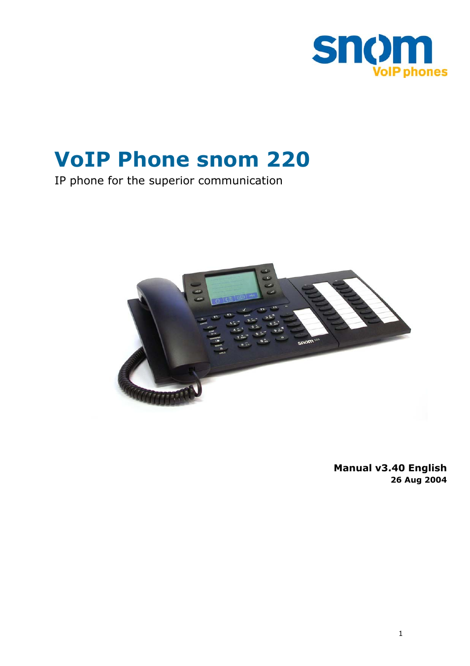 snom 220 user manual 67 pages rh manualsdir com Snom Phones Snom AFM Microscopy
