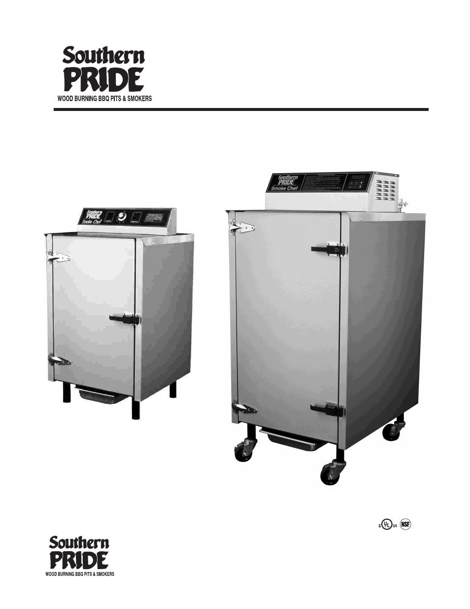 southern pride sc 200 user manual 16 pages. Black Bedroom Furniture Sets. Home Design Ideas