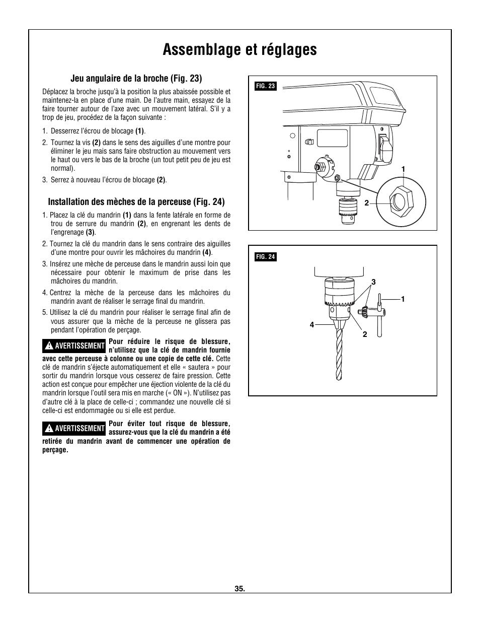 assemblage et r glages skil 3320 01 user manual page 35 60 rh manualsdir com