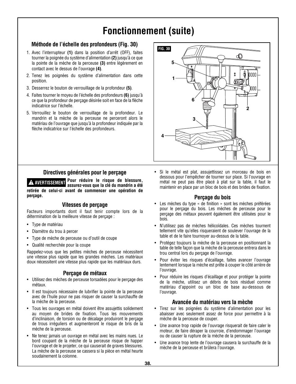fonctionnement suite skil 3320 01 user manual page 38 60 rh manualsdir com