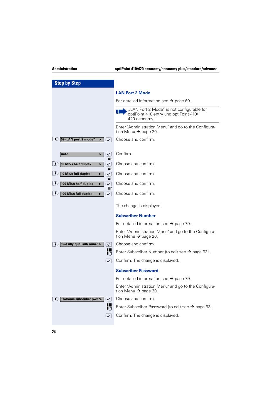 siemens hipath 4000 user manual page 24 110 original mode rh manualsdir com Siemens Trains Siemens Cat