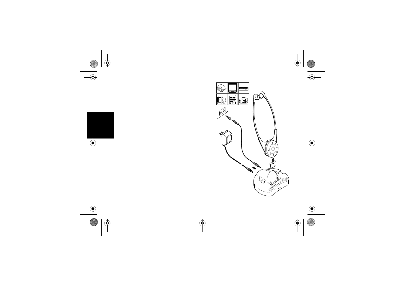sennheiser 810 user manual