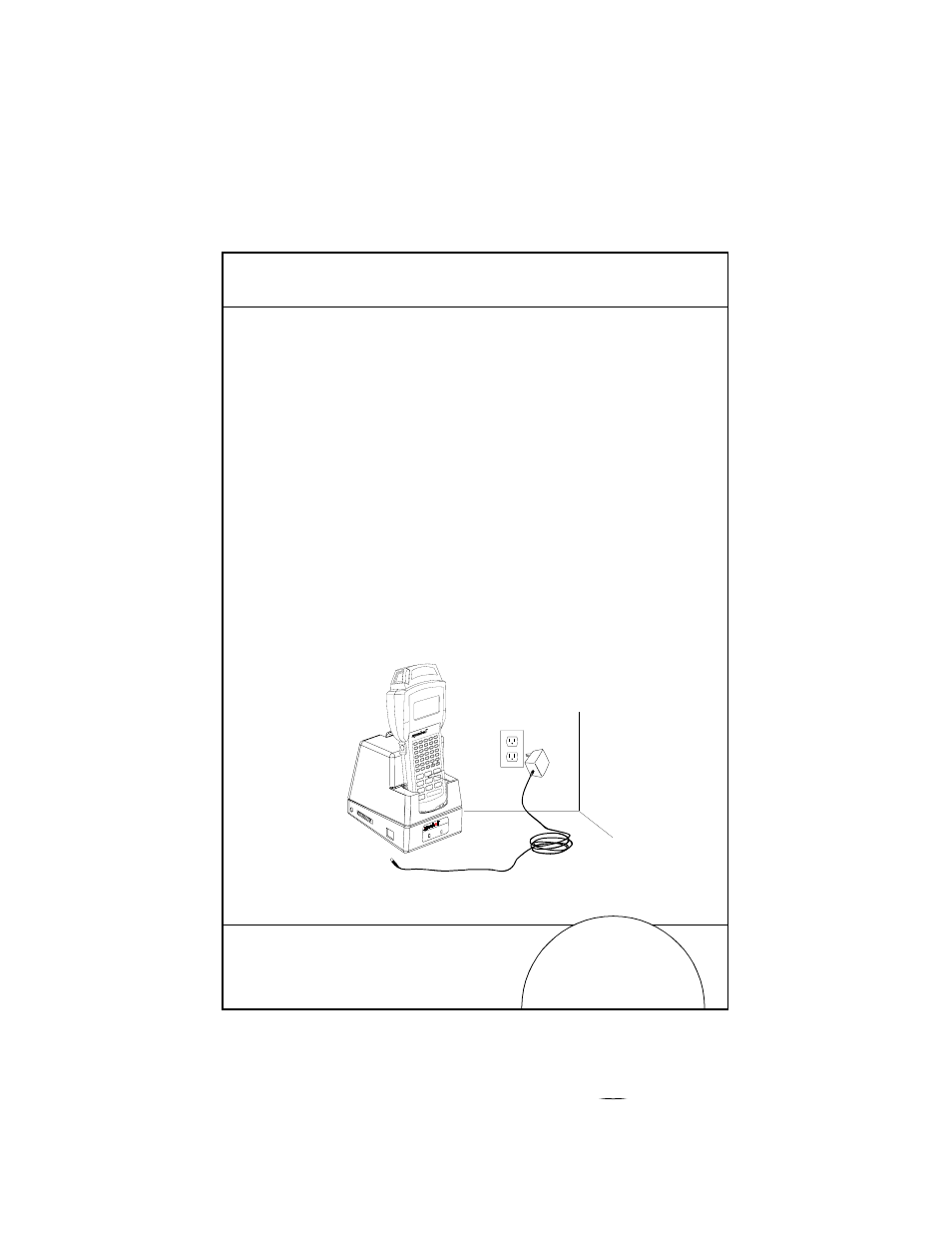 31xx Cradle Symbol Technologies 3100 Series User Manual Page 45