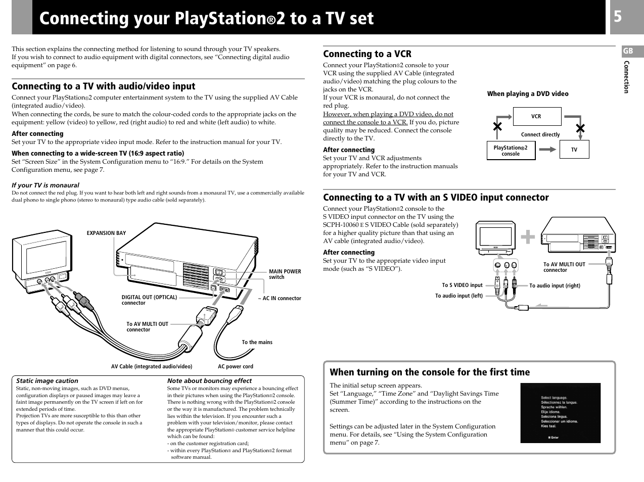ps2 manual sony user guide manual that easy to read u2022 rh gatewaypartners co Sony Operating Manuals ICD-UX523 sony ps2 instruction manual pdf