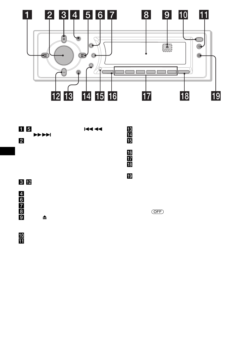 Sony CDX-FW700 User Manual | Page 34 / 60