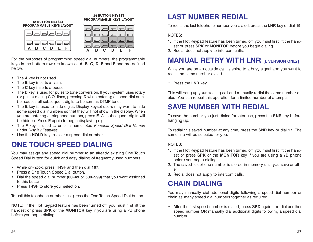 last number redial manual retry with lnr save number with redial rh manualsdir com samsung idcs 28d programming manual samsung idcs programming manual