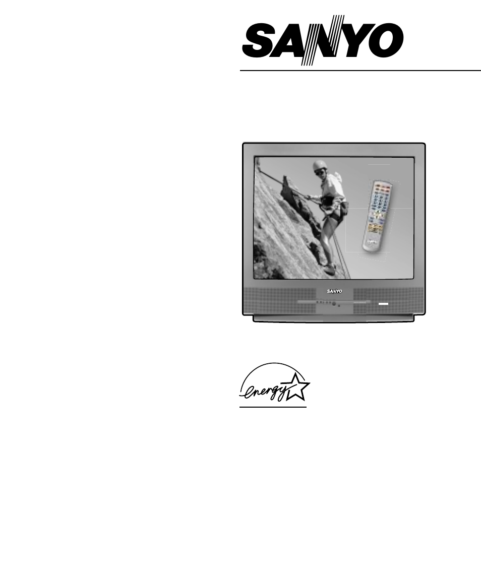 Sanyo DS31520 User Manual | 68 pages