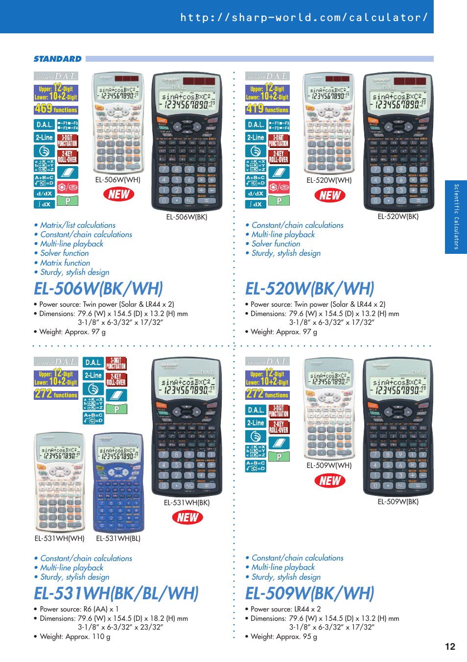 el 506w bk wh el 520w bk wh el 531wh bk bl wh sharp rh manualsdir com sharp el 531vh user manual sharp el-531vh calculator manual