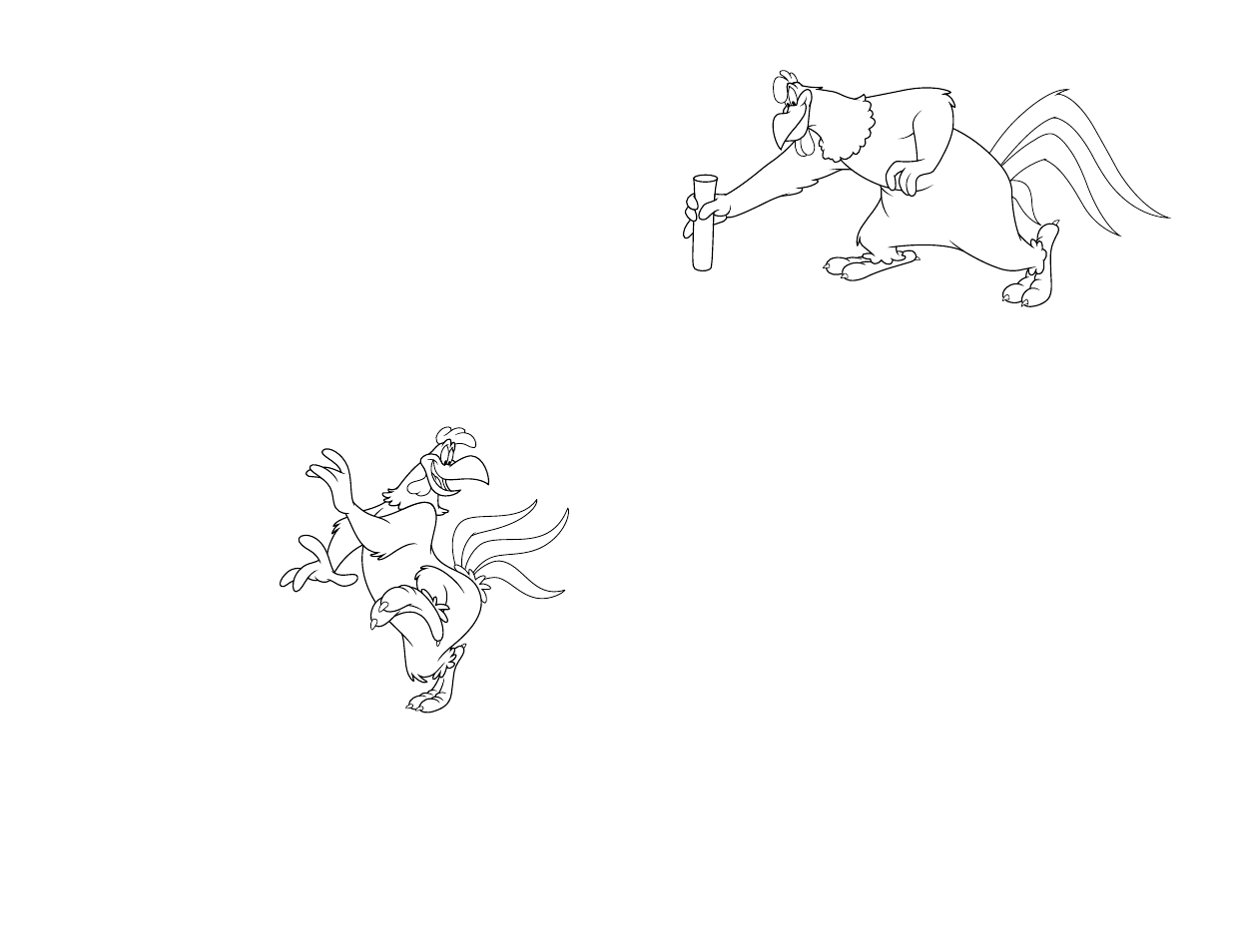 Salton instruction booklets.