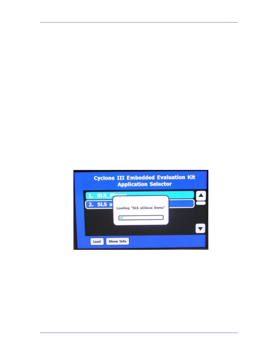 Sls uclinux demo | SLS Audio NEEK Board Support Package uClinux User