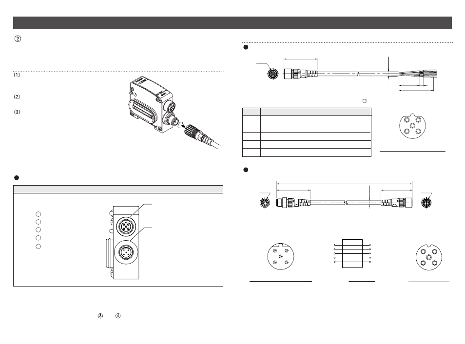 Wiring ( continued ), Power cable, Power cable jumper | SMC ... on