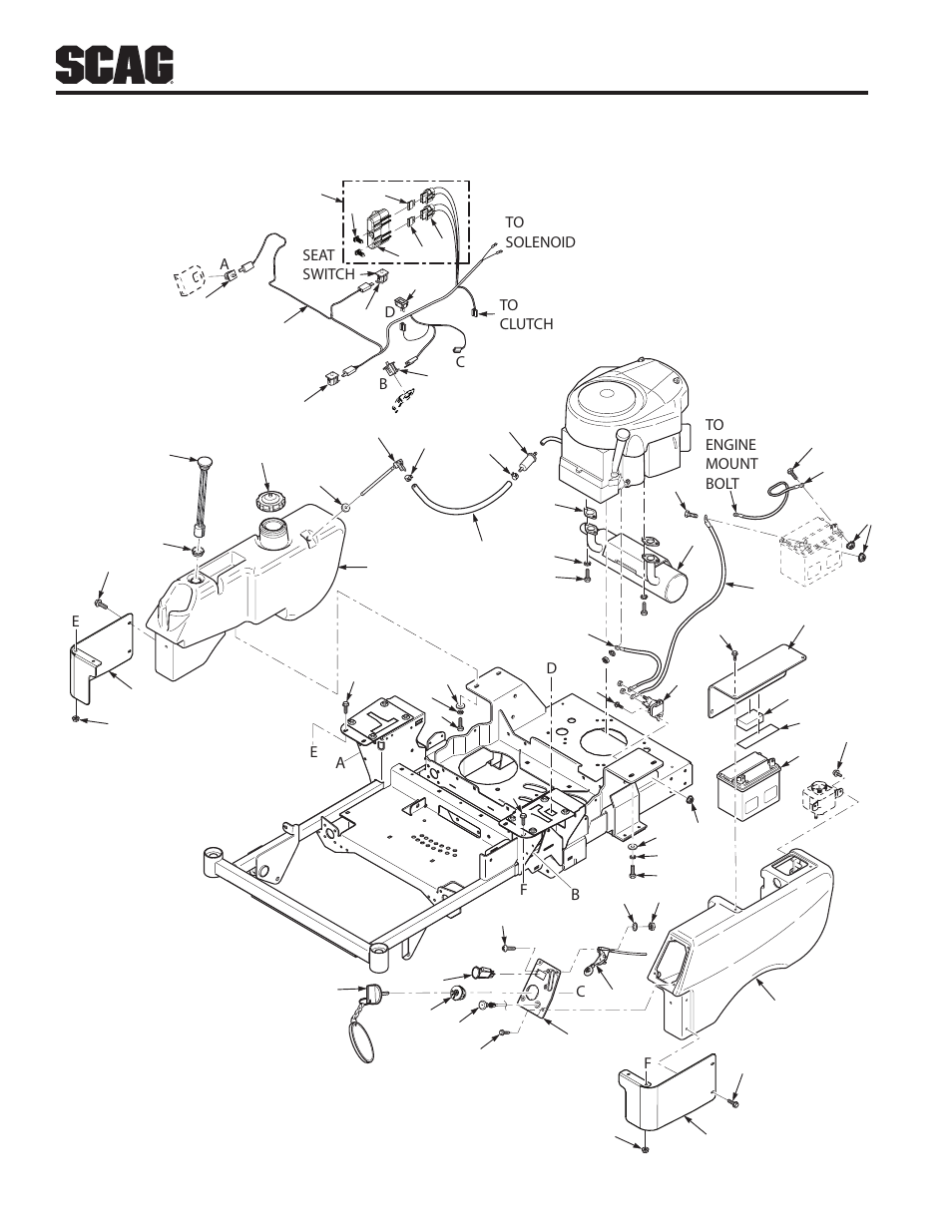 Fuel And Electrical System