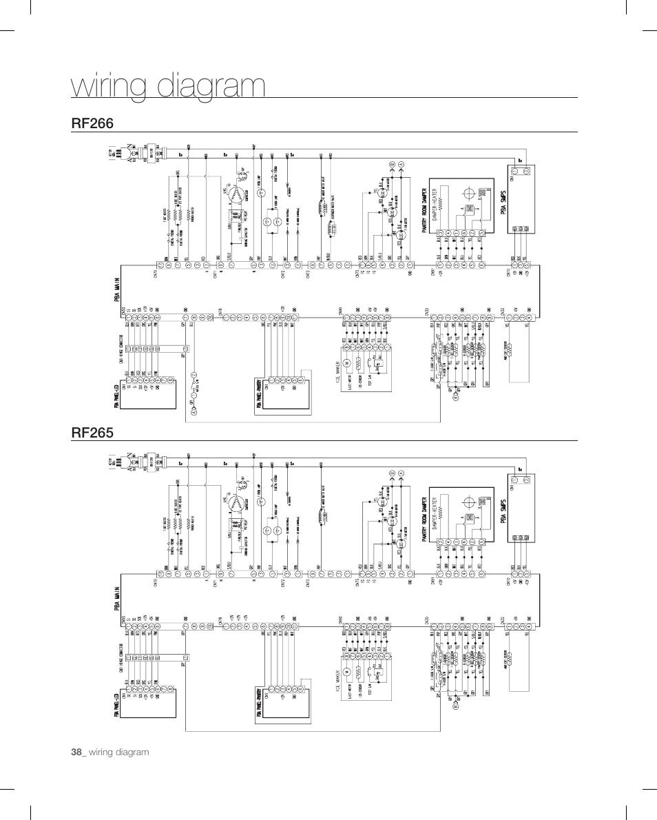 Wiring Samsung Diagram Refrigerator Rb217a Libraries Rf30hdedtsr French Door Schematic Trusted Diagramsamsung Rf266 Simple Schema Surround Sound