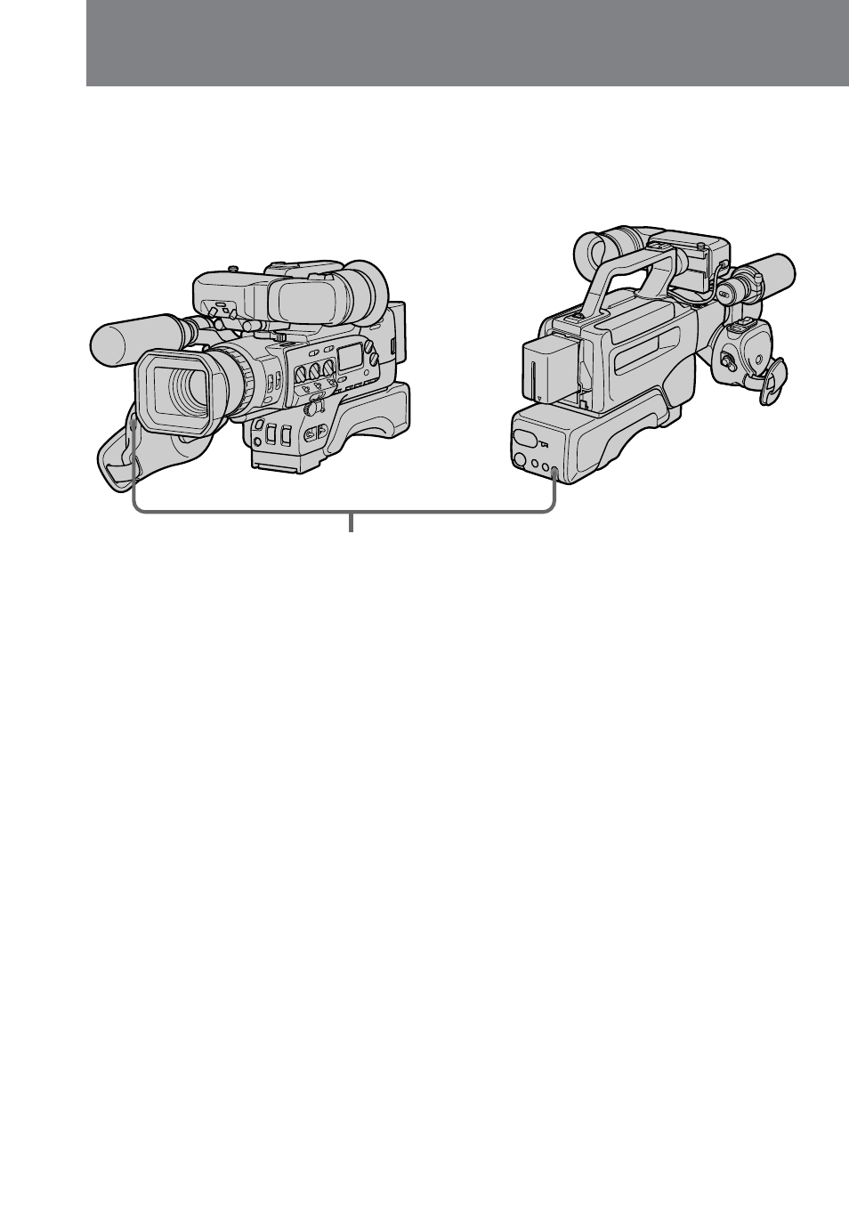 identifying the parts sony dcr vx9000 user manual page 90 96 rh manualsdir com Sony Operating Manuals ICD-UX523 Sony Operating Manuals ICD-UX523