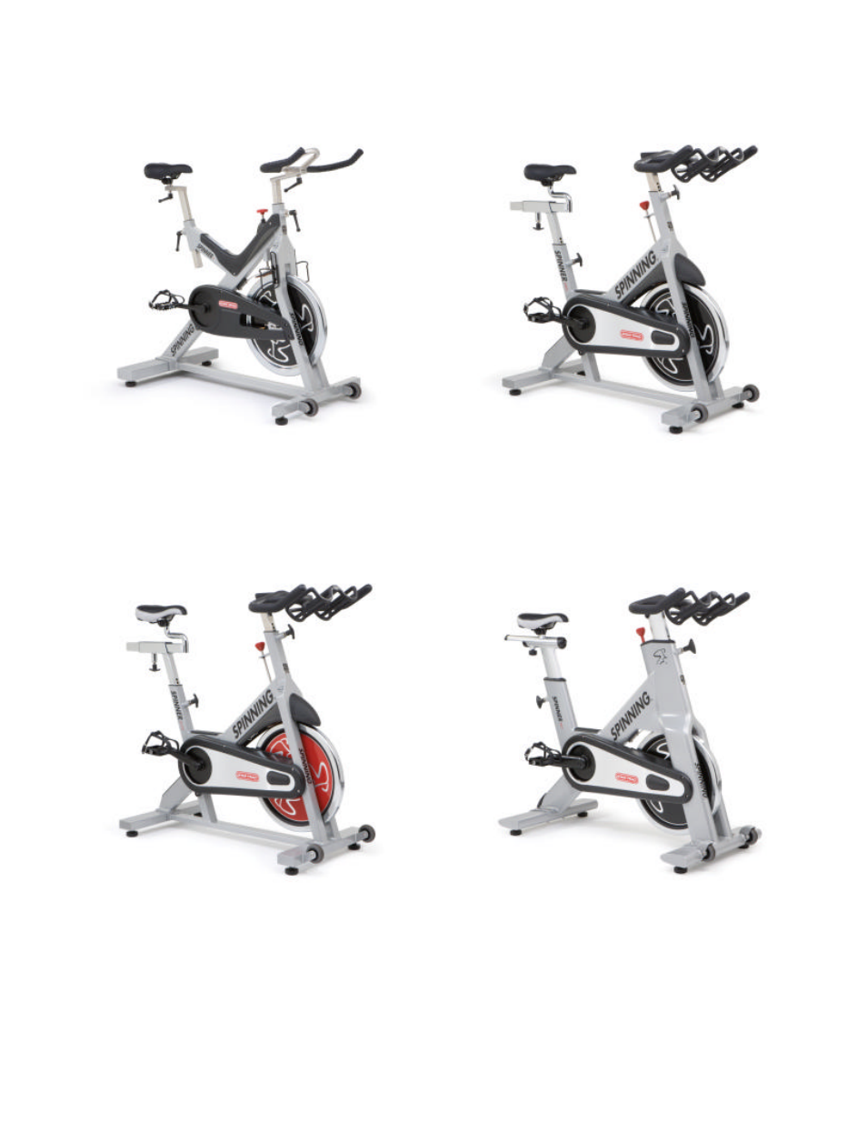 Owners manual spinningâ® computer star trac support.