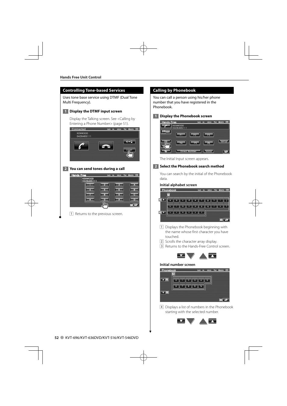 Manual Kenwood Kvt 516 Espaol Wiring Diagram 696 User Page 52 100