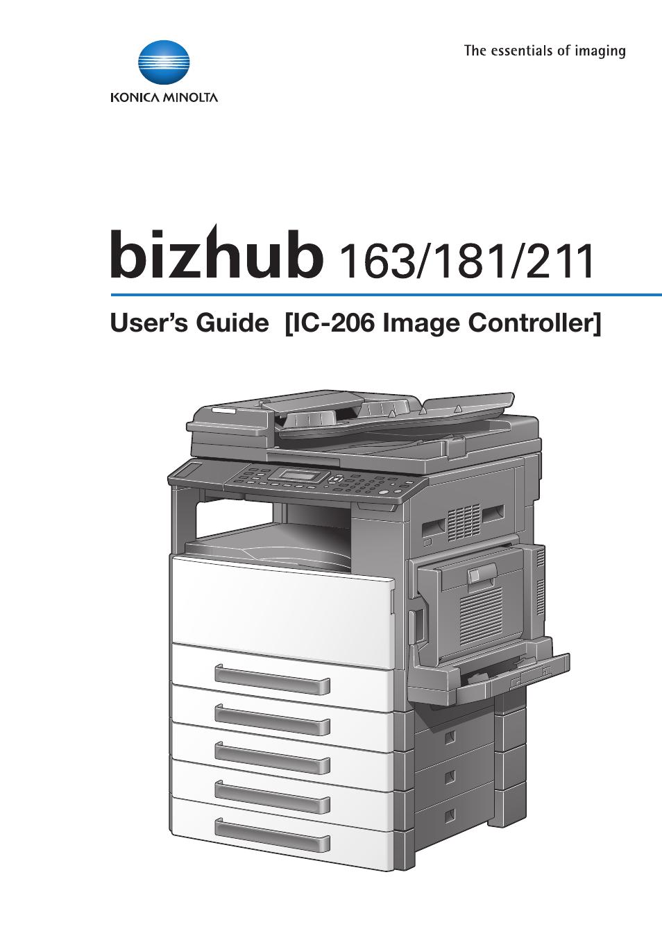 konica minolta bizhub 163 user manual 362 pages also for bizhub rh manualsdir com konica minolta bizhub 163 manual konica minolta bizhub 163 manual download