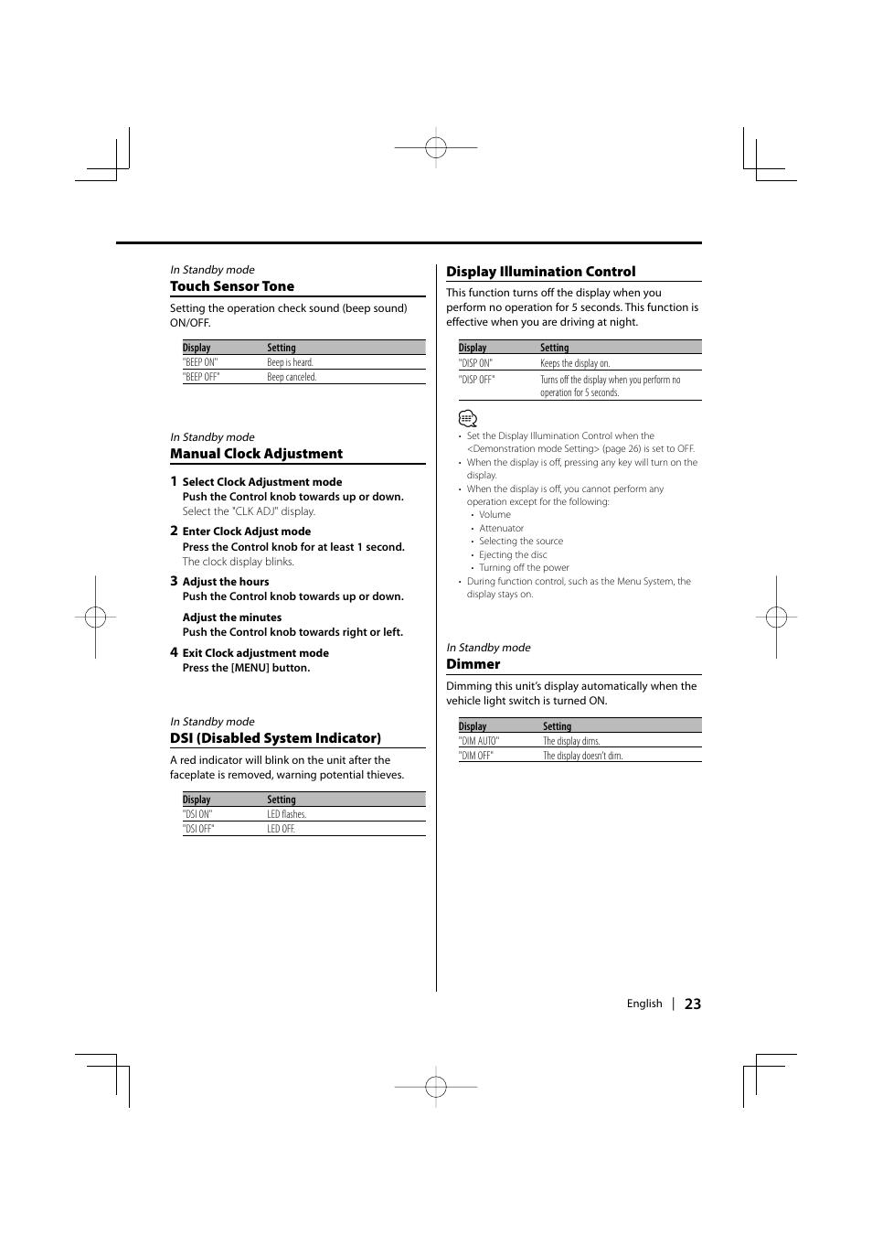 kenwood kdc mp435u user manual page 23 108 also for kdc x491 rh manualsdir com Kenwood KDC-MP435U Unlock Code Harness Diagram Kenwood KDC-MP345U