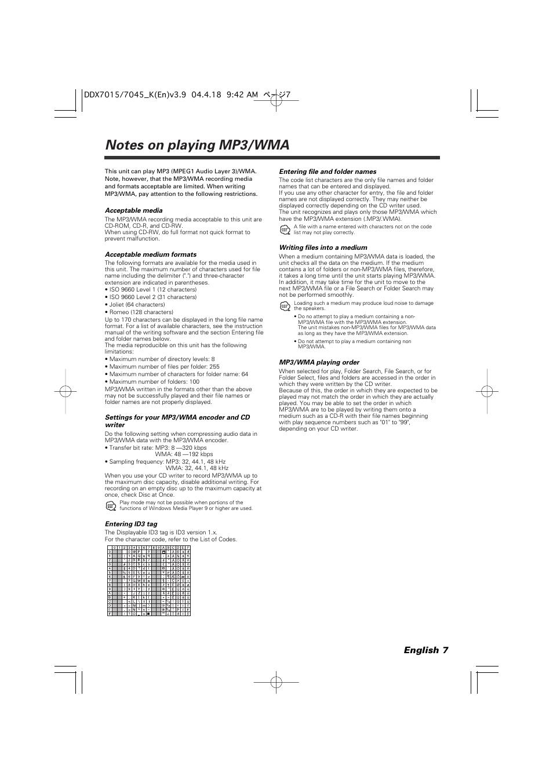 english 7 kenwood excelon ddx7015 user manual page 7 101 rh manualsdir com Kenwood eXcelon Series Head Unit Kenwood eXcelon DNX9990HD Factory Refurbished