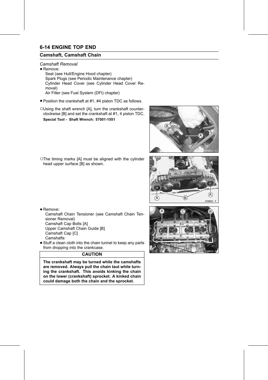 camshaft removal special tool camshaft camshaft chain kawasaki rh manualsdir com Samsung User Manual Guide Samsung User Manual Guide