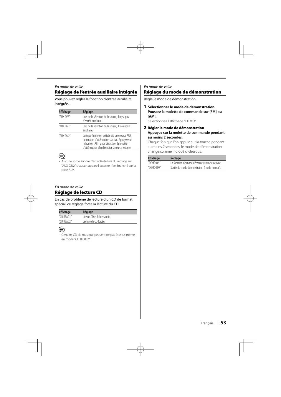 Kenwood kdc-mp205 user manual | page 6 / 96 | original mode | also.