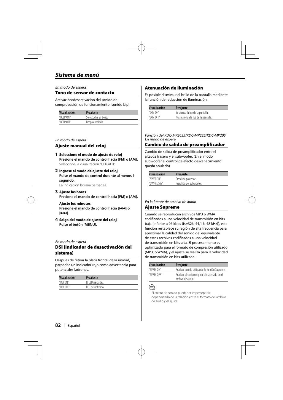 Kenwood kdc mp205 user manual.