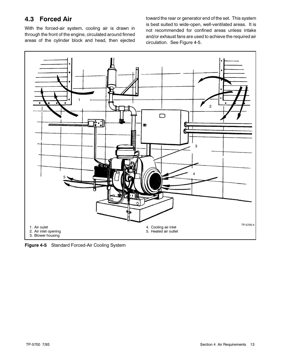 3 forced air | kohler generator sets 20--2800 kw user manual | page 25 / 56
