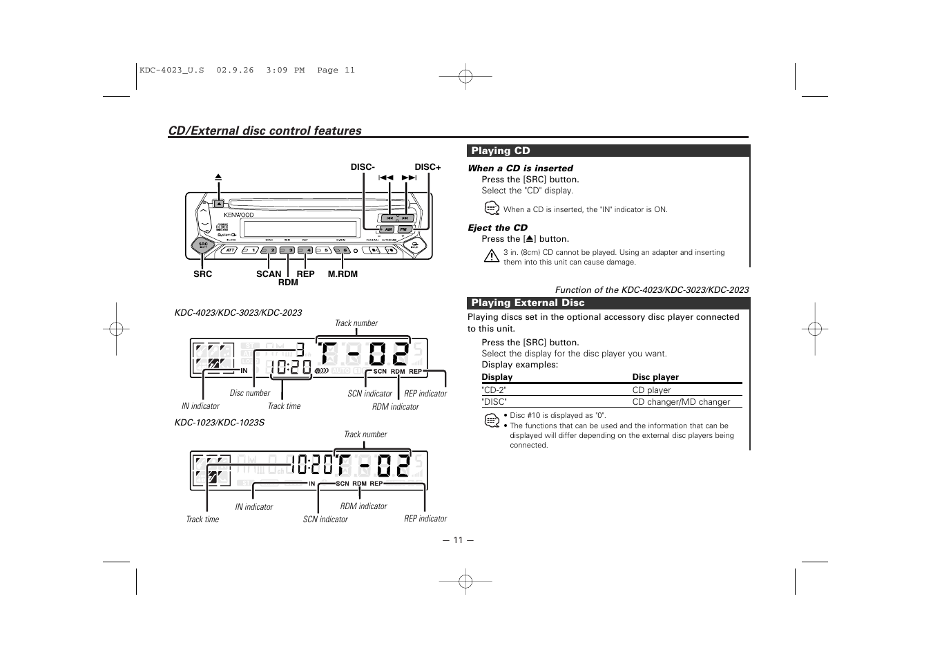 WRG-7170] Kenwood Kdc 122 Wiring Diagram 138 on