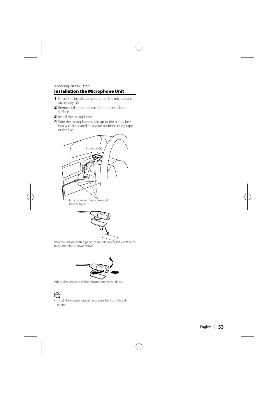 Kenwood KDC-MP642U User Manual | Page 53 / 60 | Original mode | Also for: eXcelon  KDC-X993, eXcelon KDC-X693  Manuals Directory