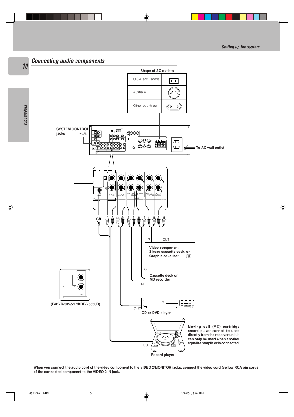 Wiring Diagram Database  How To Connect Equalizer To Amplifier Diagram