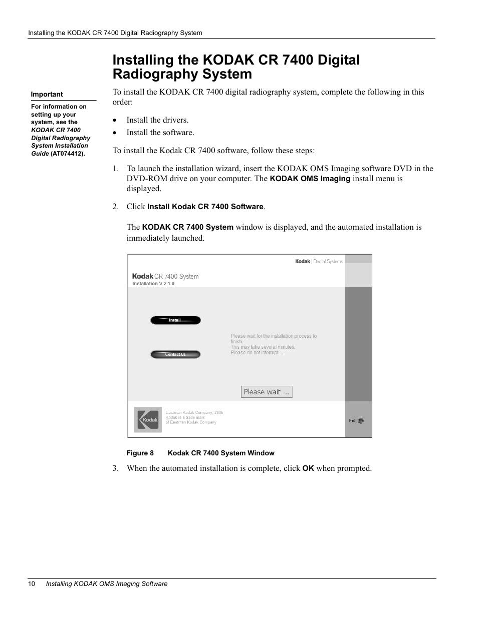 Kodak OL400-10 User Manual | Page 12 / 12
