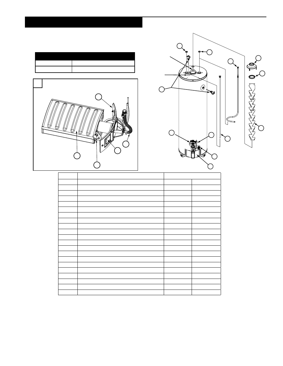 Kenmore Electric Water Heater Wiring Diagram : Sears gas water heater parts sh me