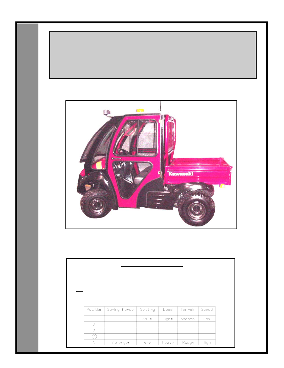 kawasaki mule 600 series user manual 9 pages. Black Bedroom Furniture Sets. Home Design Ideas