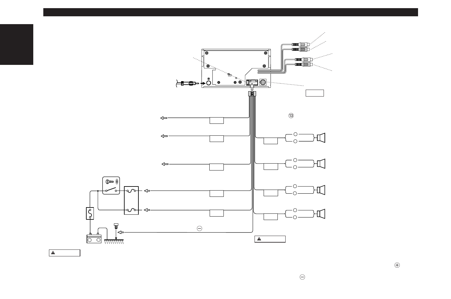 Wiring diagram kenwood dpx information of wiring diagram connecting wires to terminals english kenwood dpx 4010 user rh manualsdir com wiring diagram for kenwood dpx500bt kenwood dpx300u wiring diagram asfbconference2016 Gallery