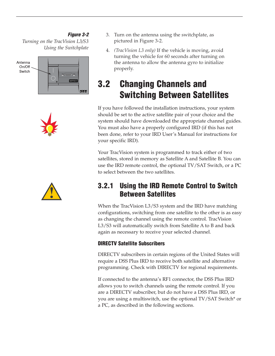 kvh industries tracvision s3 user manual page 40 77 also for rh manualsdir com