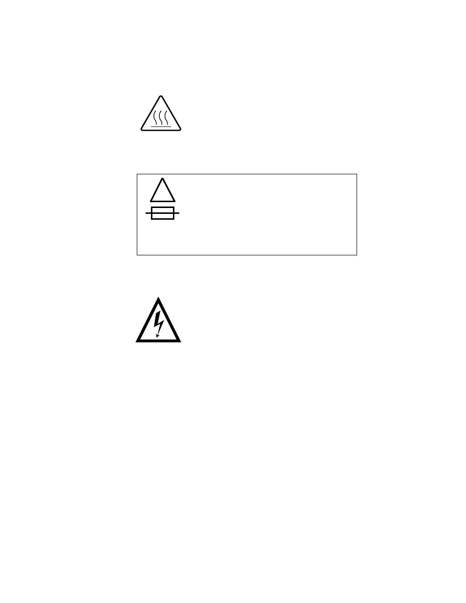 Cautionary symbols | Kodak 6B7198 User Manual | Page 6 / 112