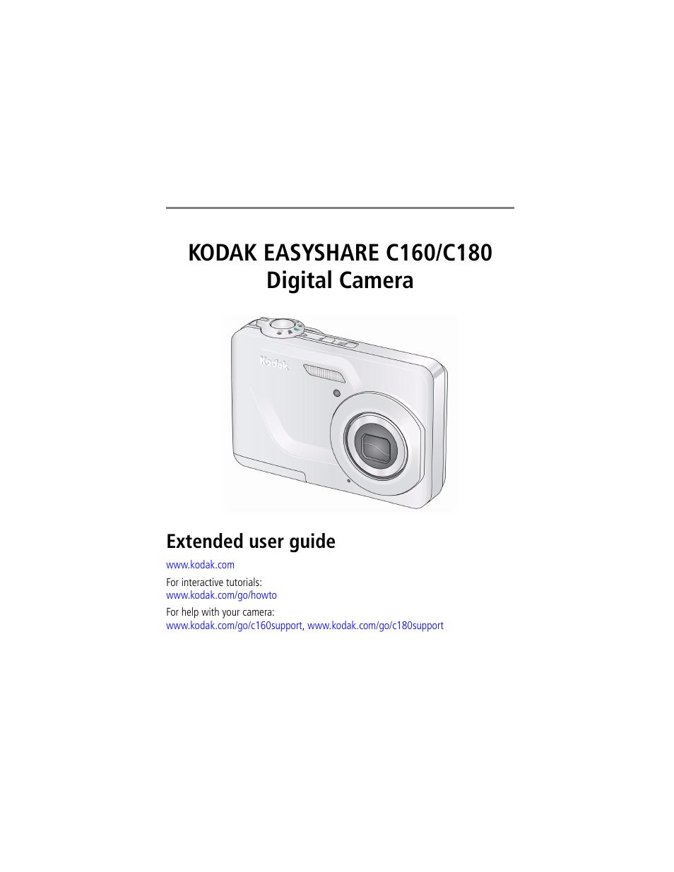 kodak easyshare c180 user manual 64 pages also for easyshare rh manualsdir com kodak easyshare c180 owners manual kodak c180 camera manual