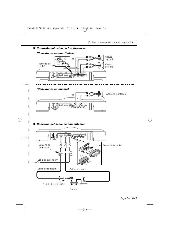 kenwood kac 7251 7201 user manual page 33 40 rh manualsdir com Kenwood KAC 646 Kenwood KAC 606