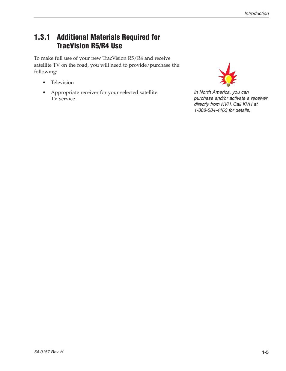 kvh industries tracvision r4 user manual page 11 65 original rh manualsdir com TracVision R5 KVH Upgrade
