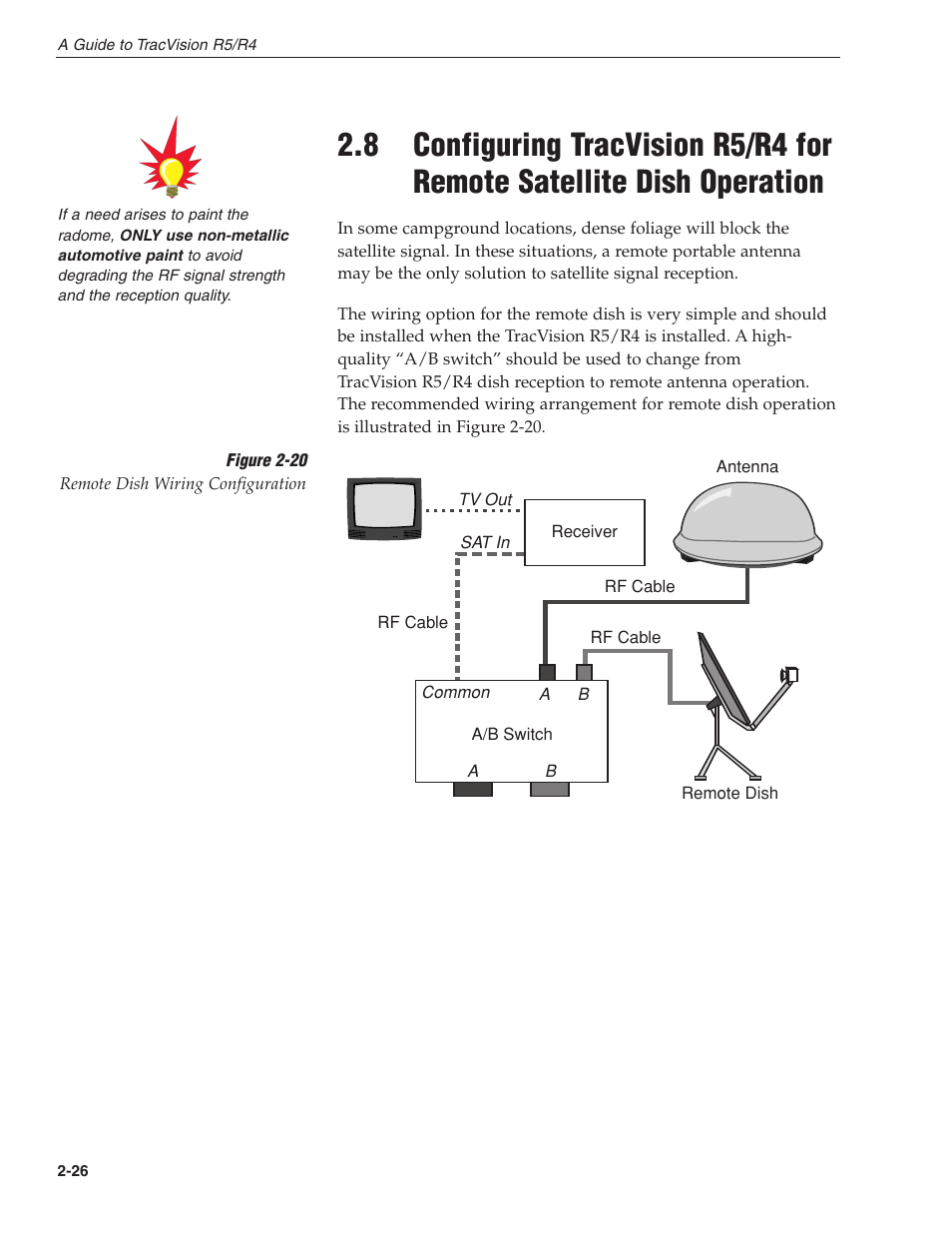 kvh industries tracvision r4 user manual page 37 65 also for rh manualsdir com